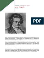 Beethoven o Biografie