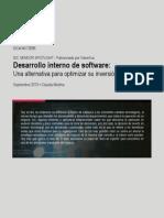 IDC Vendor Spotlight - GeneXus ES