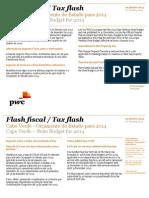 Pwc Flashfiscal Cabo Verde Oe2014 20-01-2014