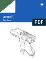 Motorola MC9190-G User Guide