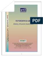 e Tender User Guide