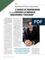 Entrevista Epoca Gonzalo Saiz