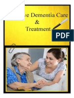 Effective Dementia Care and Treatment