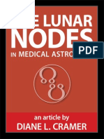 Nodes in Medical Astrology