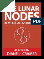 Nodes in Medical Astrology