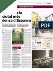 26032014_El Periódico -  Un oasi a la ciutat més densa d'Espanya