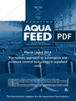 The holistic approach to automation and moisture control technology in aquafeed mills