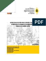 Manual de Aglomeraciones