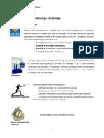 Structura proceselor tehnologice de fabricaţieCurs