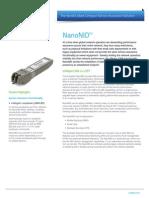 Accedian - NanoNID