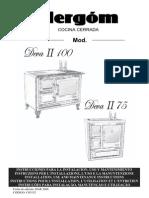 HERGOM DEVA II 75 Libro-De-Instrucciones-PDF