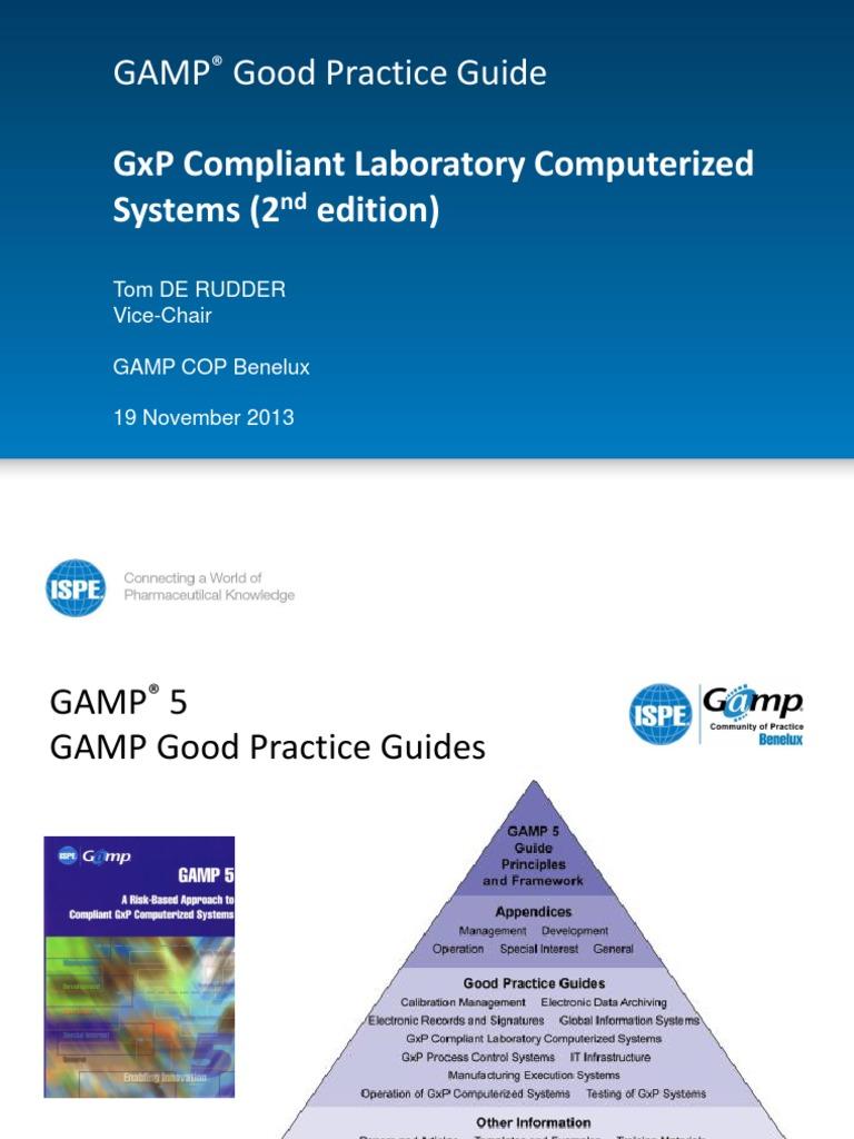 Gamp 5 Guide Seal Skeleton Diagram Http Wwwsmithlifesciencecom Array Cop Event 19 11 2013 Gpg Laboratory Computerized Systems Rh Pt Scribd