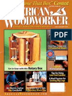 American Woodworker №167 August-September 2013