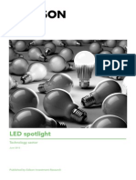 Led Report June 2013