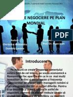 Stiluri de Negociere Pe Plan Mondial Good