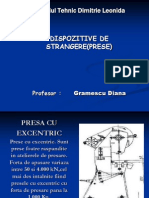 Dispozitive de Stringer e