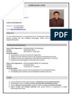 Dibya Jyoti Nayak Resume