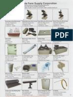 Jeida Farm Supply Corporation Catalog 2014