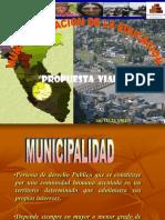 Municipalizacion De