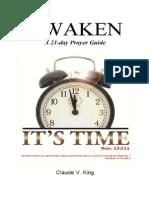 pdf psr awaken booklet