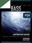 GTPS Bass Ultimate Guide eBook