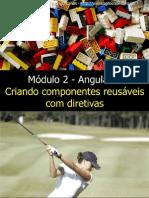 Módulo 2 - Criando componentes reusáveis com diretivas - AngularJS