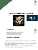 Institucionalidadpolitica Clase
