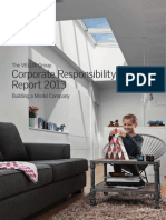 VELUX Group CR Report 2013