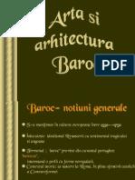 ARTA SI ARHITECTURA BAROC.PPT