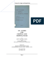 100 Cr Games