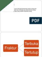PPT Fraktur, Osteoporosis and Arthritis