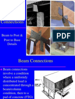 12 a Beam Connections