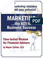 Marketing the Key e Book