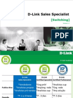 Certificacao D-Link DSS Switching (Conceitos Redes)