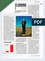 BusinessWeek, The Second Coming of Iridium, Oct. 29, 2009
