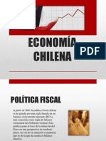 ECONOMÍA CHILENA exposición