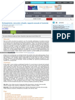 Www Em Consulte Com Article 872147 Schizophrenie Rencontre V