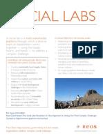 Social Labs Brochure 2014