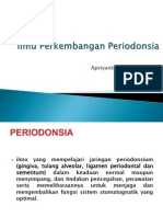 Ilmu Perkembangan Periodonsia.pptx