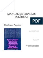 Manual de Ciencias Politicas