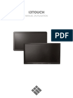 i3TOUCH Manual Optical Sense FR