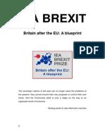 IEA Brexit. Britain after the EU