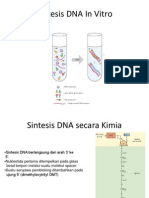 Sintesis DNA By Yuda