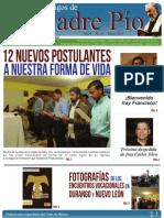Amigos de Padre Pio - Enero 2014