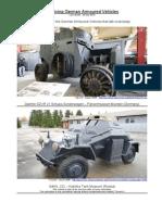Surviving German Armoured Vehicles