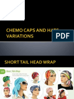 Chemo Caps and Hats Variations