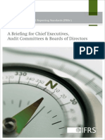 IFRS a Briefing for Boards of Directors