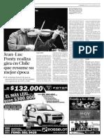 Jean Luc-Ponty en Chile