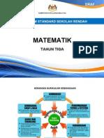 KSSR Matematik Tahun 3