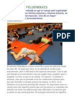 Feldenkrais Method Spanish